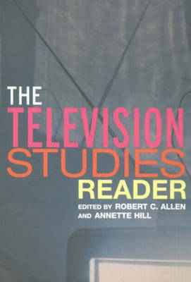 The Television Studies Reader image