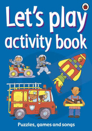 Let's Play Activity Book image