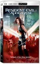 Resident Evil: Apocalypse for PSP