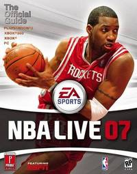 NBA Live 07: Prima Official Game Guide for Paperback by Fernando Bueno image