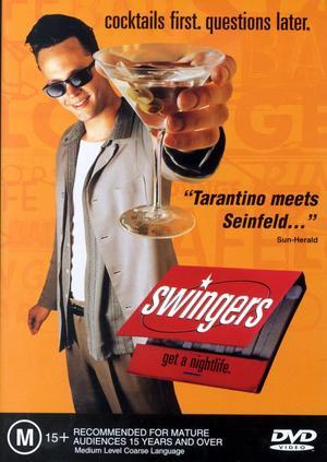 Swingers on DVD image