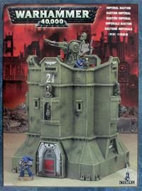 Warhammer 40,000 Imperial Bastion