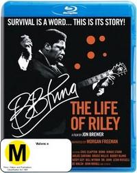 B.B. King The Life of Riley on Blu-ray