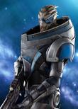 Mass Effect 3 Garrus Statue
