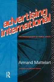 Advertising International by Armand Mattelart image