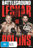 WWE - Battleground 2015 DVD