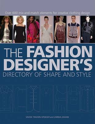 The Fashion Designer's Directory of Shape and Style by Simon Travers-Spencer image