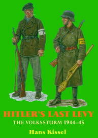Hitler'S Last Levy by Hans Kissel image