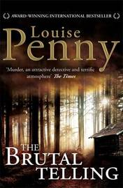 The Brutal Telling by Louise Penny image