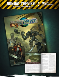 Through the Breach - Core Rules (2nd Edition) image