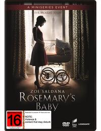 Rosemary's Baby on DVD