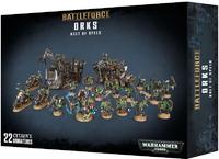 Warhammer 40,000 Battleforce: Orks Kult of Speed