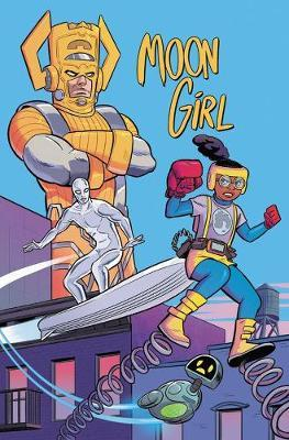 Moon Girl And The Marvel Universe by Brandon Montclare image
