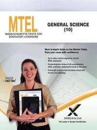 MTEL General Science (10) by Sharon A Wynne image