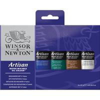 Winsor & Newton: Artisan Water Mixable Oil Colour Set - 6 Set (37ml)