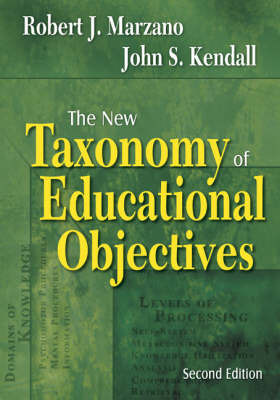 The New Taxonomy of Educational Objectives image