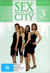 Sex And The City - Season 3 Disc 2 on DVD