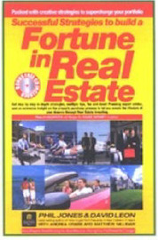 Successful Strategies to Build a Fortune in Real Estate by Phil Jones image