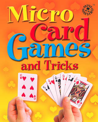 Micro Card Games and Tricks image