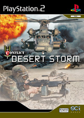 Conflict Desert Storm for PlayStation 2