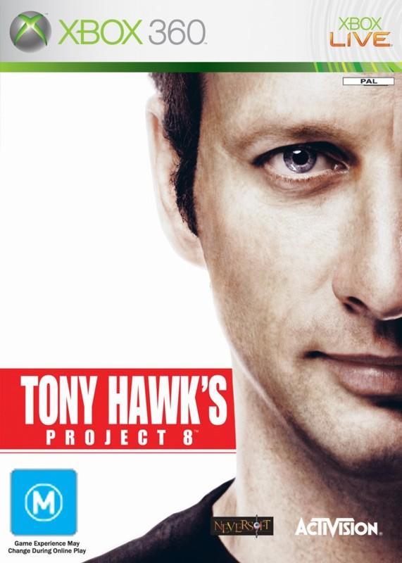 Tony Hawk's Project 8 for X360