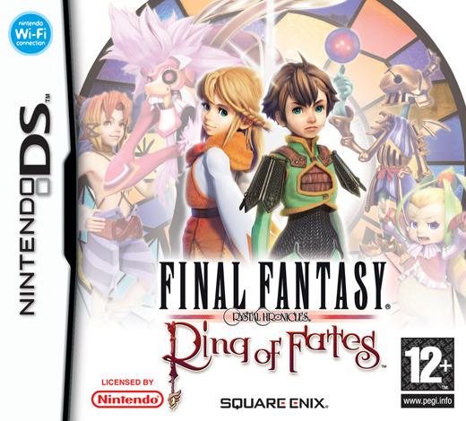 Final Fantasy: Crystal Chronicles - Ring of Fates for Nintendo DS