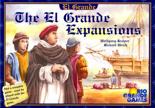 El Grande Expansions Pack