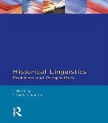 Historical Linguistics by Charles Jones image