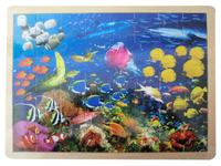 Fun Factory: Wooden Puzzle - Sealife image