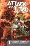 Attack on Titan: Before the Fall 3 (Manga) by Hajime Isayama
