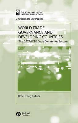 World Trade Governance and Developing Countries by Kofi Oteng Kufuor image