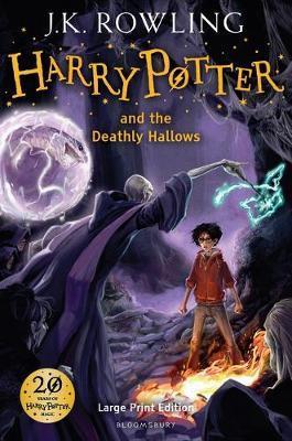 Harry potter dies in last book