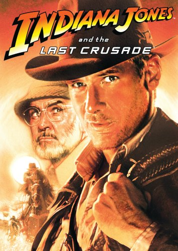 Indiana Jones And The Last Crusade - Special Edition on DVD image