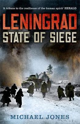 Leningrad by Michael Jones image