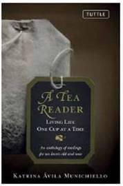 A Tea Reader by Katrina Avila Munichiello