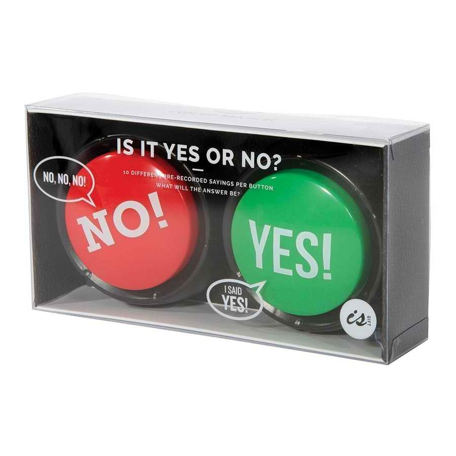 Is it YES or NO? image