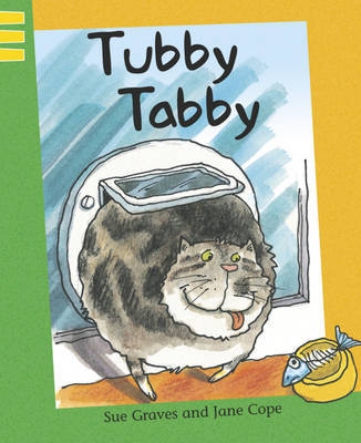 Reading Corner: Tubby Tabby by Sue Graves
