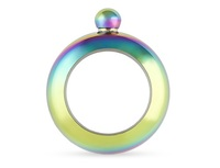 Blush: Charade: Bracelet Flask - Rainbow image