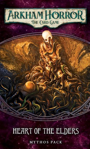 Arkham Horror: The Card Game – Heart of the Elders image