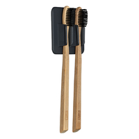 THE GEORGE - Toothbrush Tile   Charcoal