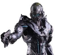 Halo 5: Spartan Locke - Play Arts Kai Figure