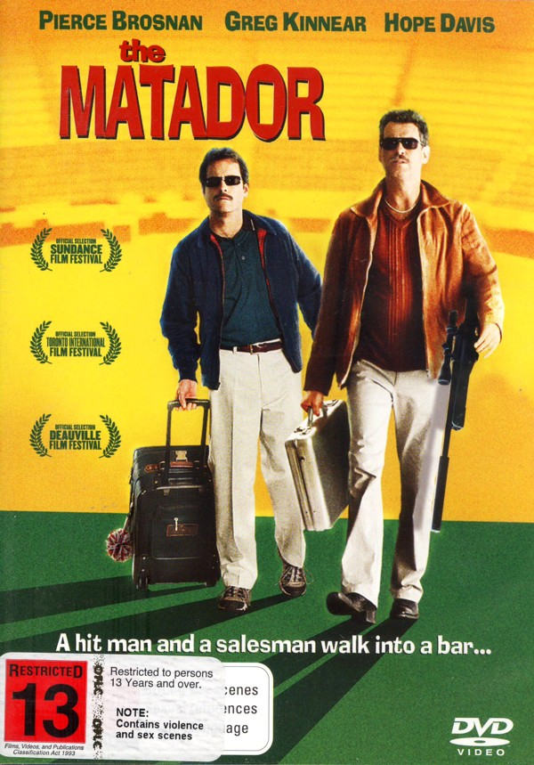 Matador on DVD image