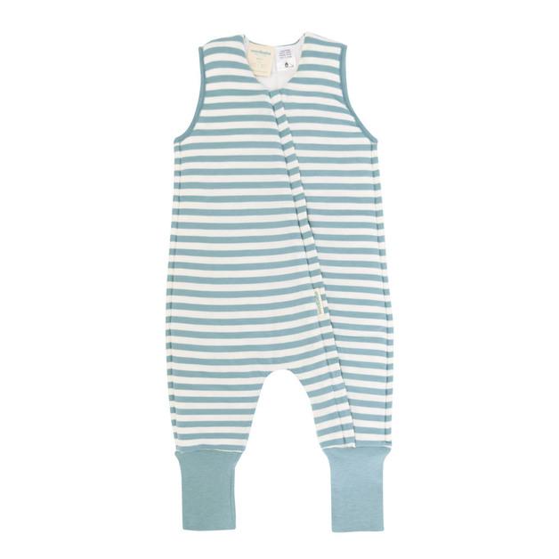 Woolbabe: Duvet Sleeping Suit - Tide (2 Years)