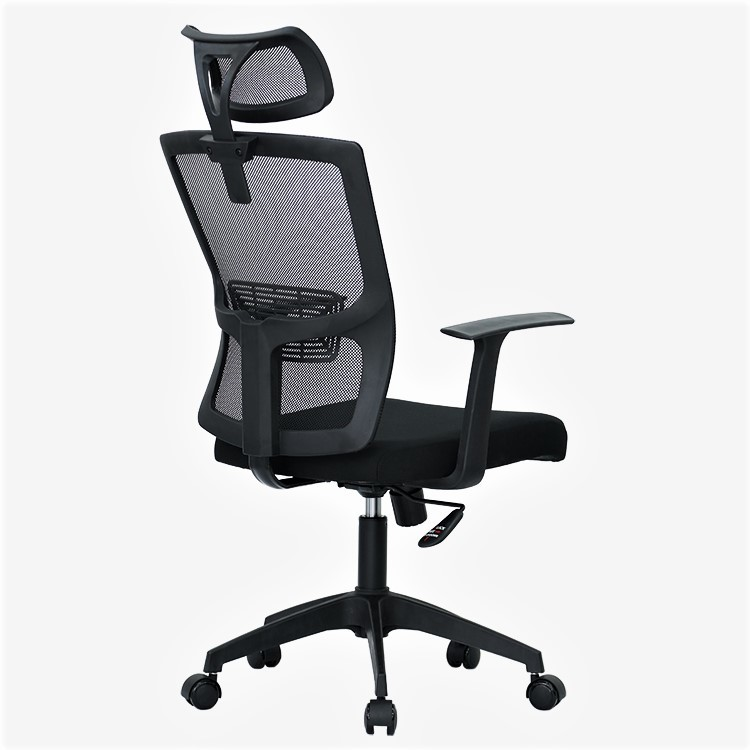 Gorilla Office: Office Computer Chair - Black image