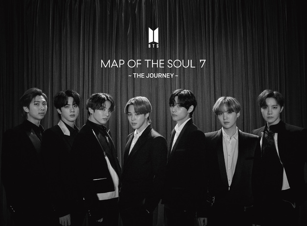 Map Of The Soul: 7 The Journey - Limited Edition (C) by BTS
