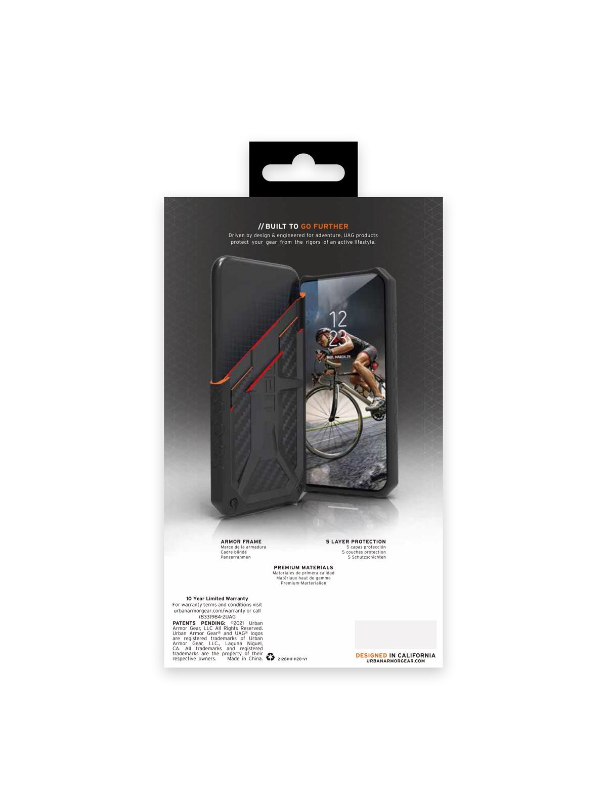 UAG Monarch - Samsung Galaxy S21 Ultra image