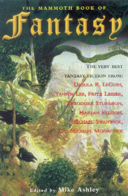 The Mammoth Book of Great Fantasy image