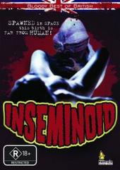 Inseminoid on DVD