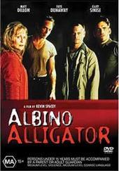 Albino Alligator on DVD