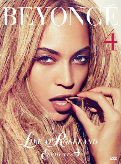Beyonce - Live At The Roseland: Elements Of 4 (2DVD) DVD image